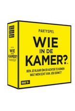 Kylskapspoesi Partyspel Wie in de kamer? 16+