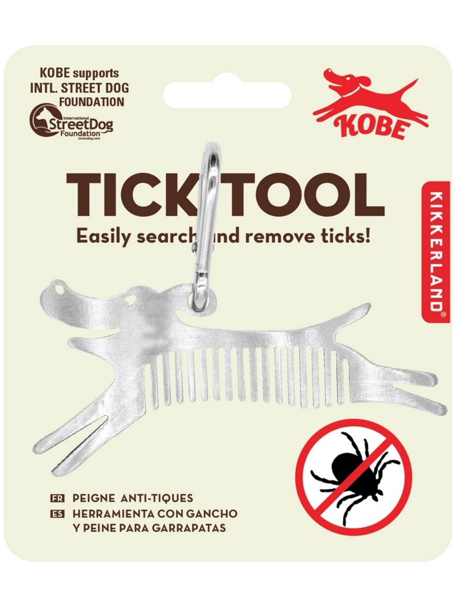 Kikkerland Tick Tool Tekenkam