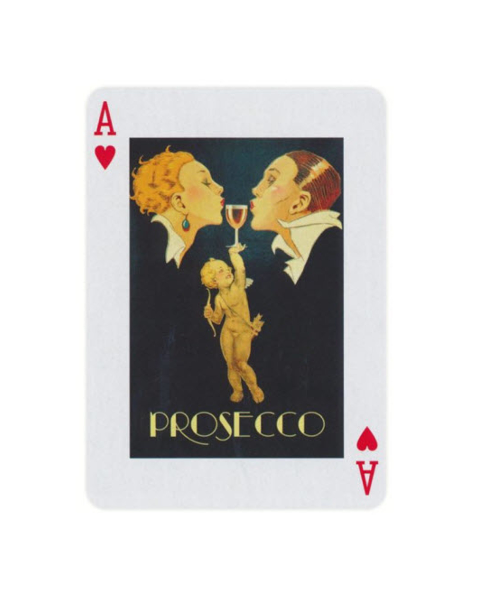 Piatnik Speelkaarten Prosecco is always the answer