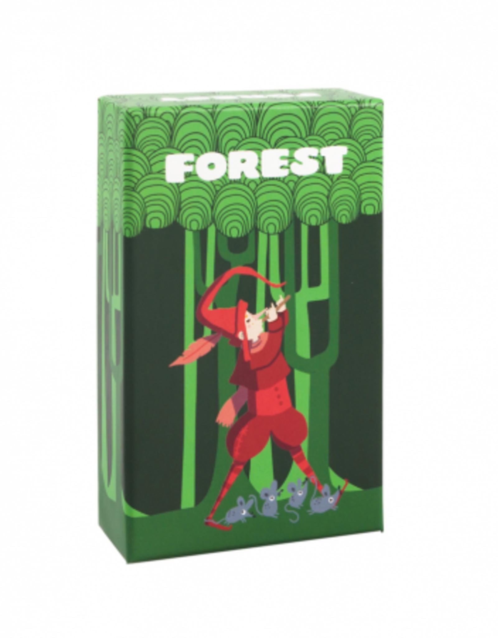 Helvetiq Spel Forest 6-99