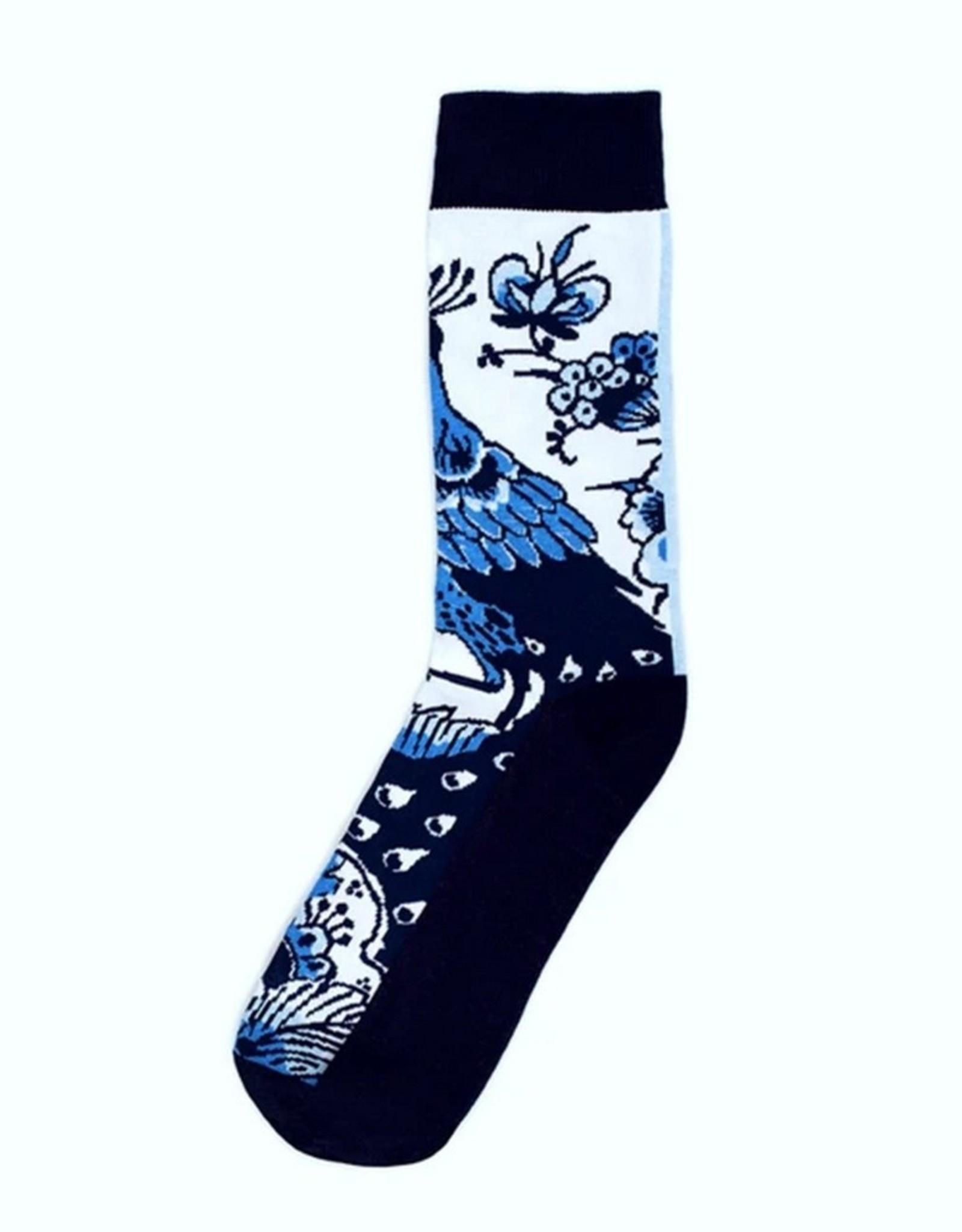 ON Socks Sokken Delft Blue 36-42