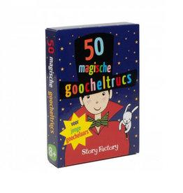 Boosterbox Spel 50 Magische Goocheltrucs 8+