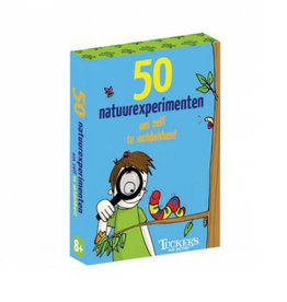 Tucker's Fun Factory 50 Natuurexperimenten 8+