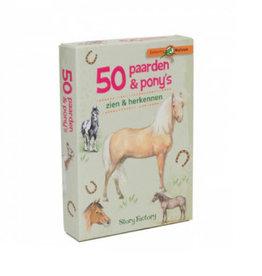 Boosterbox Spel 50 Paarden en Pony's