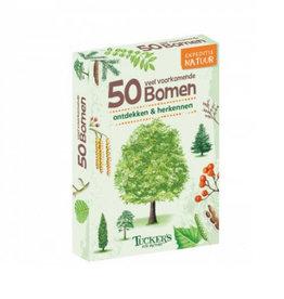 Boosterbox Spel 50 Veel voorkomende Bomen