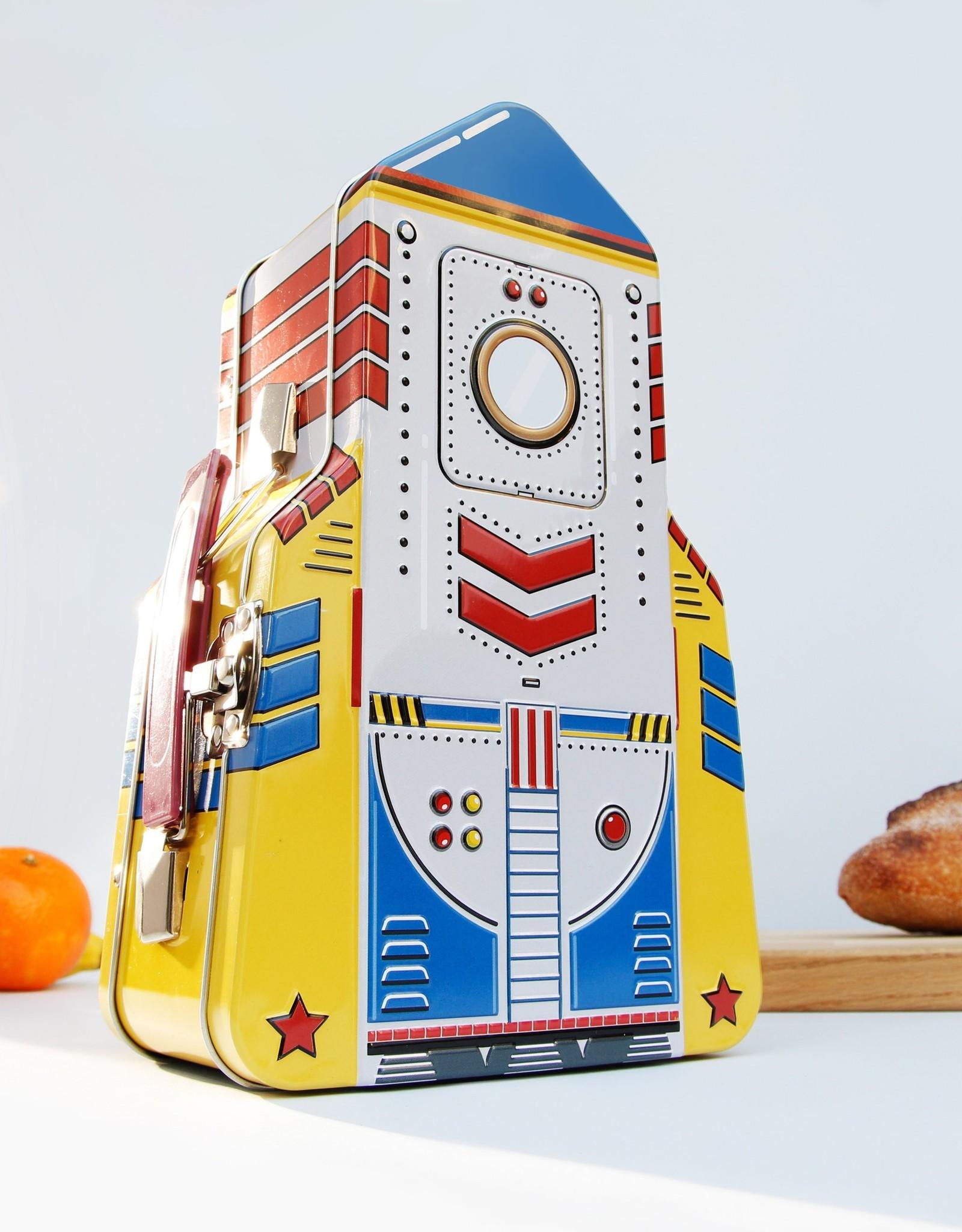 Suck UK Lunchbox Raket