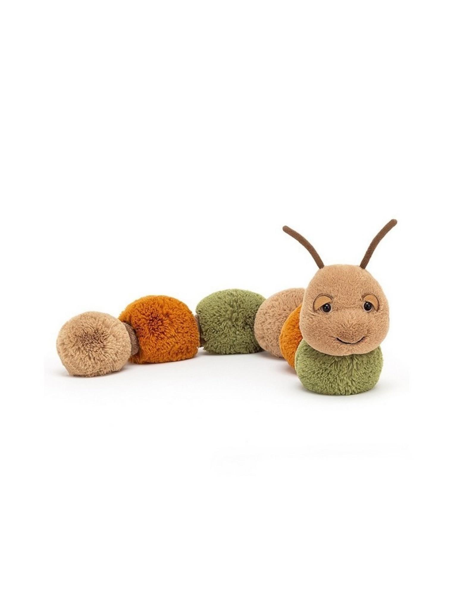 Jellycat Knuffel Figgy Caterpillar