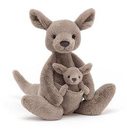 Jellycat Knuffel Kara Kangaroo