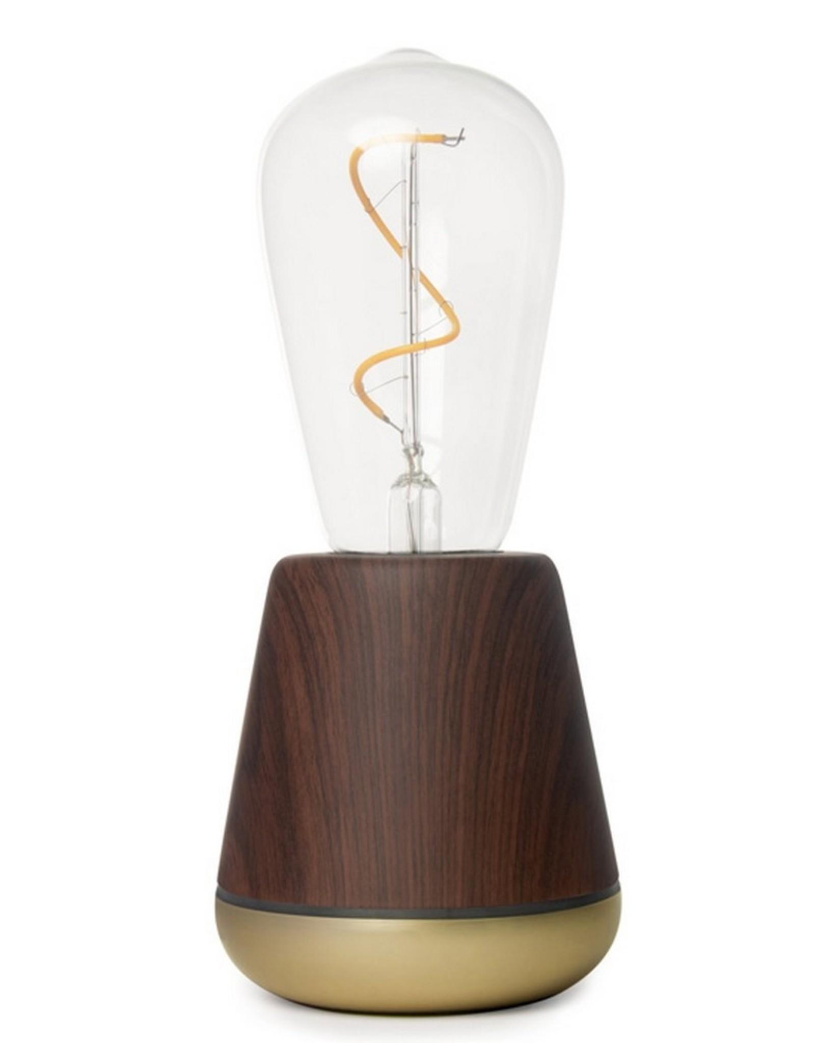 Humble Humble One Tafellamp Walnut