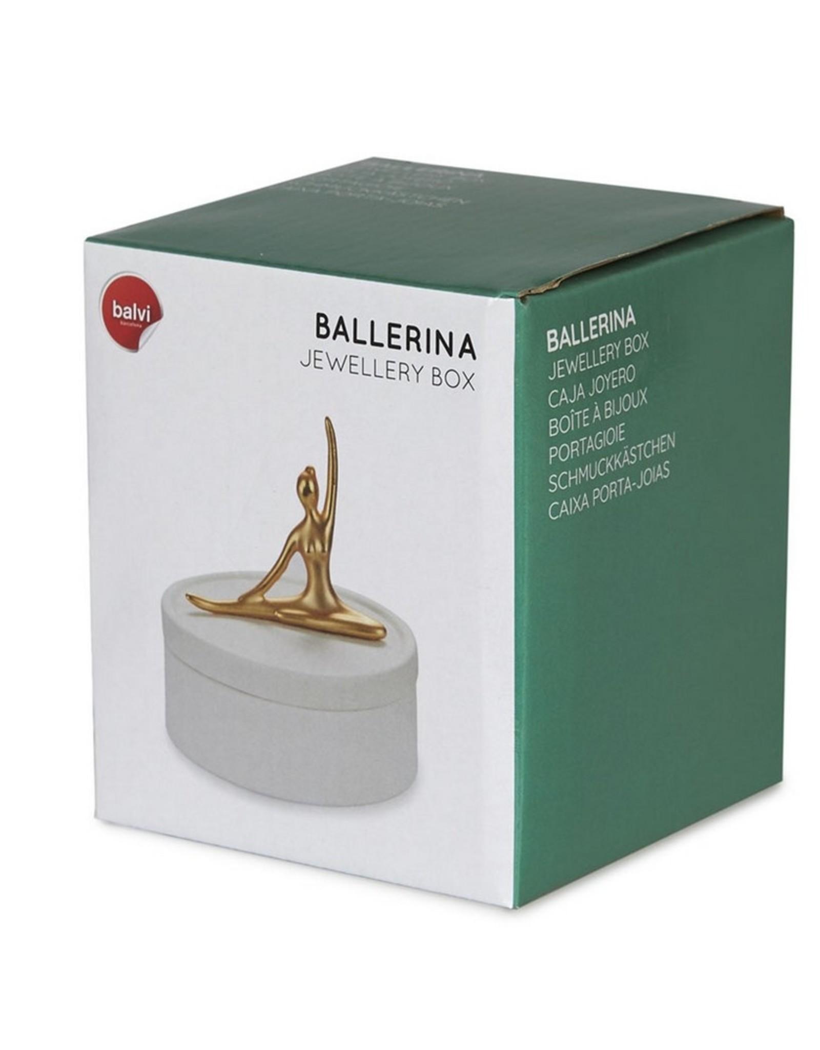 Balvi Juwelendoosje Ballerina