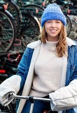 Warm on Bikes Bike Pogies Knitted
