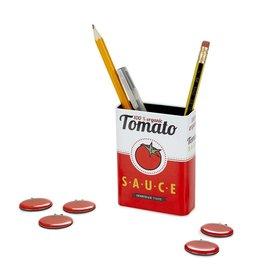 Balvi Magnetische Pennenhouder Tomatensaus