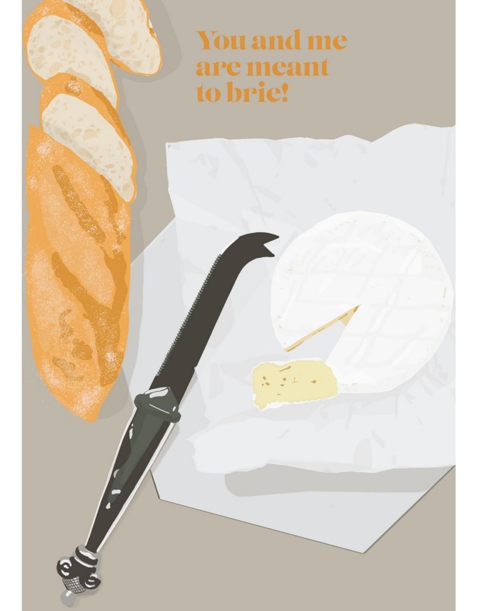 HAVA Creations Kaart met enveloppe Brie