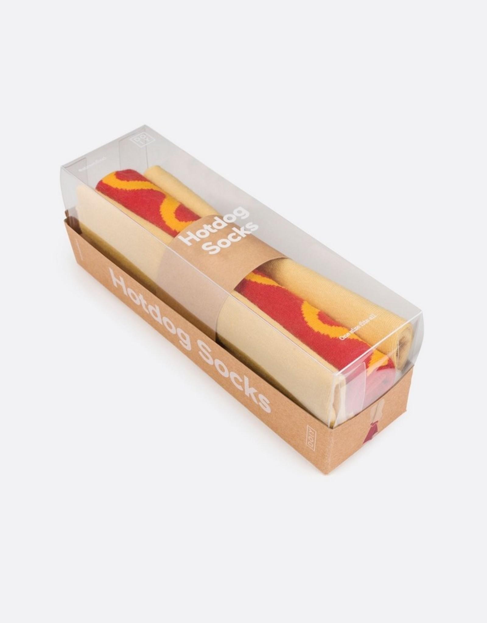 Doiy Sokken Hotdog