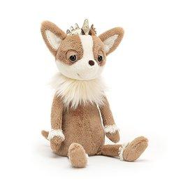 Jellycat Knuffel Princess Chihuahua