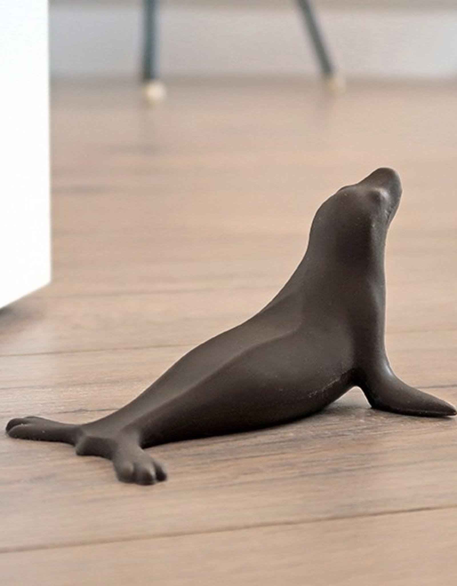 The Zoo Deurstopper Seal Bruin