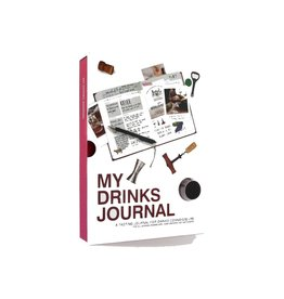 Suck UK My Drinks Journal