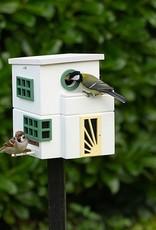 Wildlife Garden Vogel- en  voederhuisje Multiholk  Art Deco