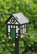 Wildlife Garden Vogel- en  voederhuisje Multiholk Half Timber