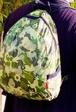 Pylones Opvouwbare Rugzak Camouflage Groen