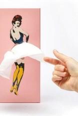 LUF Design Tissue Up Girl Pink
