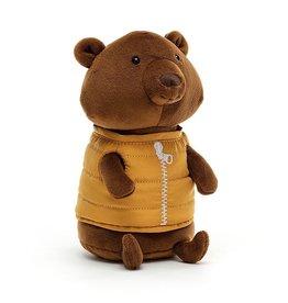 Jellycat Knuffel Campfire Critter Bear