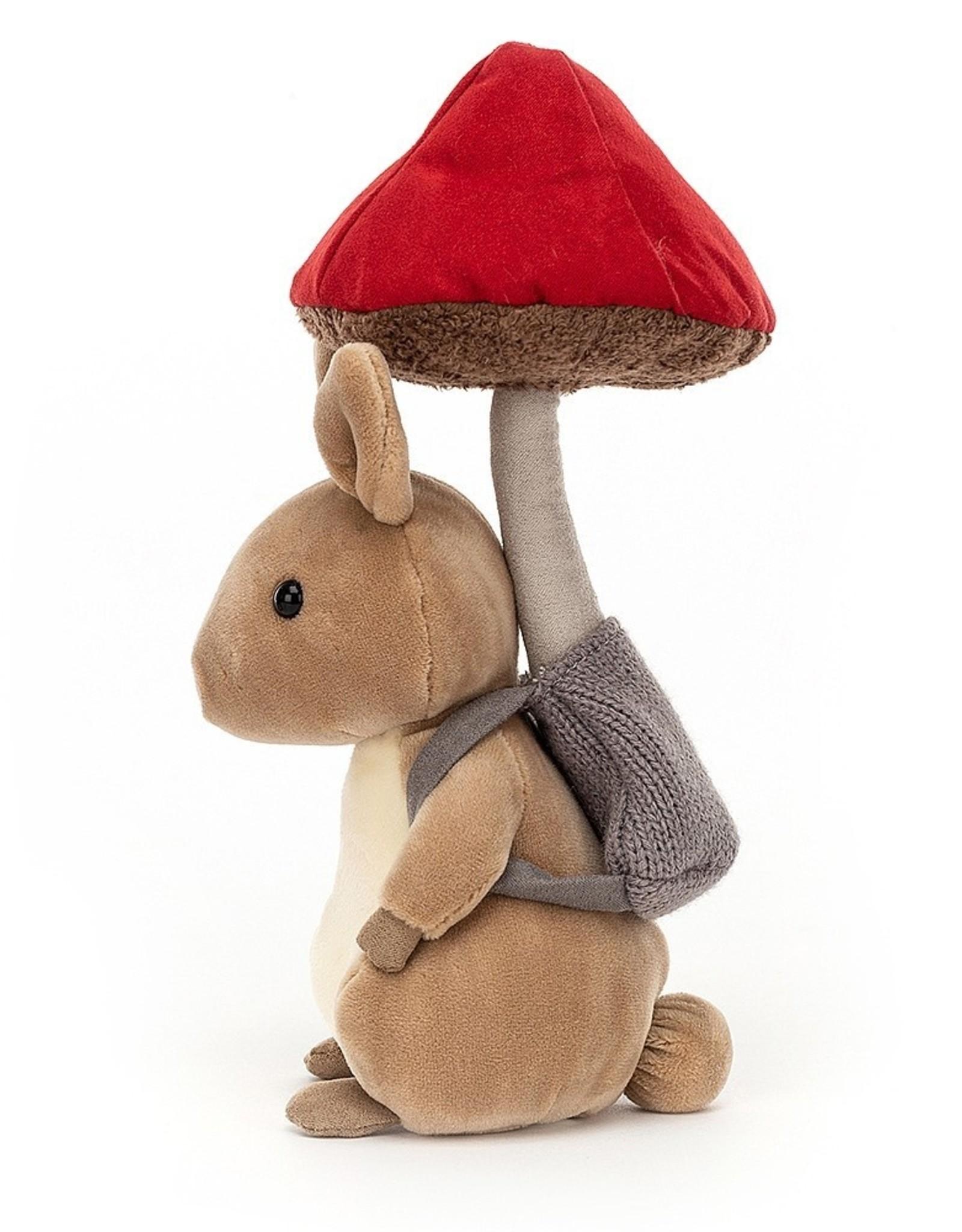 Jellycat Knuffel Fungi Forager Bunny