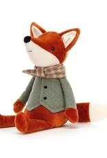 Jellycat Knuffel Riverside Rambler Fox