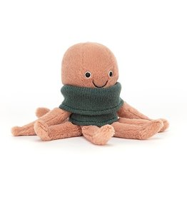 Jellycat Knuffel Cozy Crew Octopus