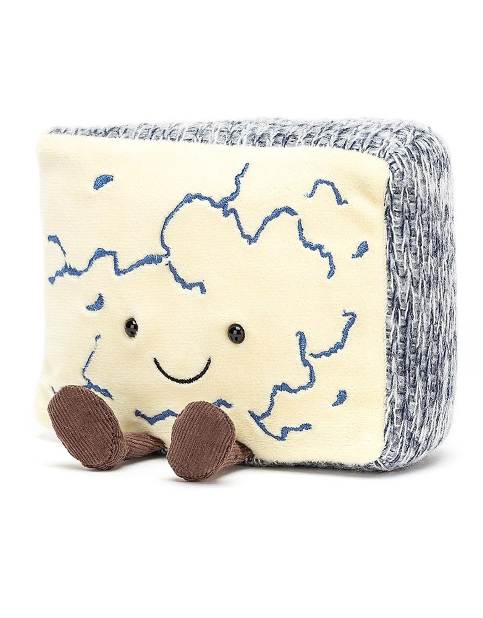 Jellycat Knuffel Amuseable Blue Cheese