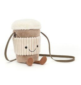 Jellycat Tasje Amuseable Coffee-To-Go Bag
