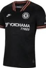 Nike Chelsea Shirt Stadium Third