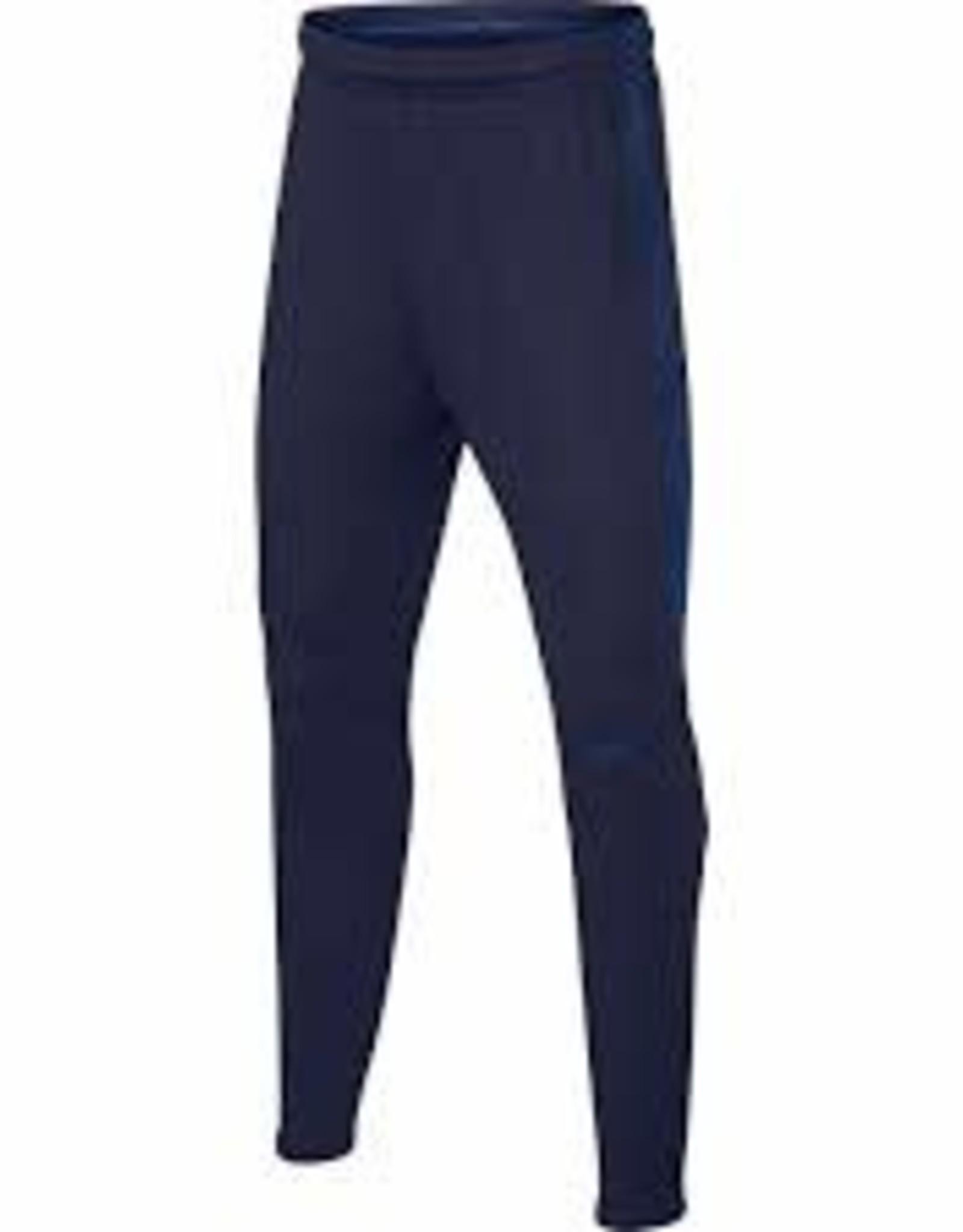 Nike squad broek blauw