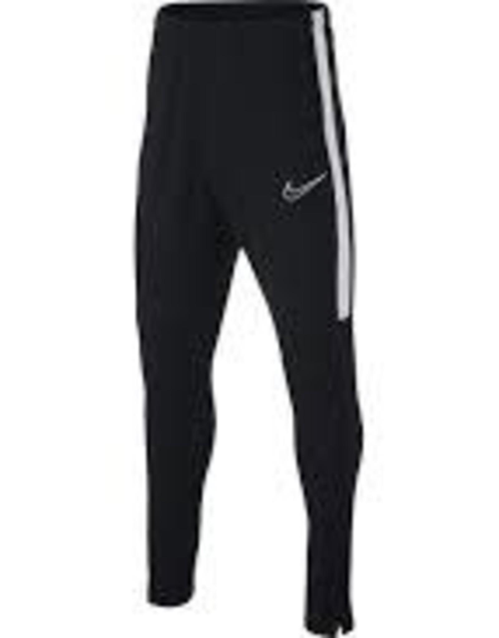 Nike squad broek kids zwart