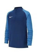 Nike Nike Ziptop jr blauw