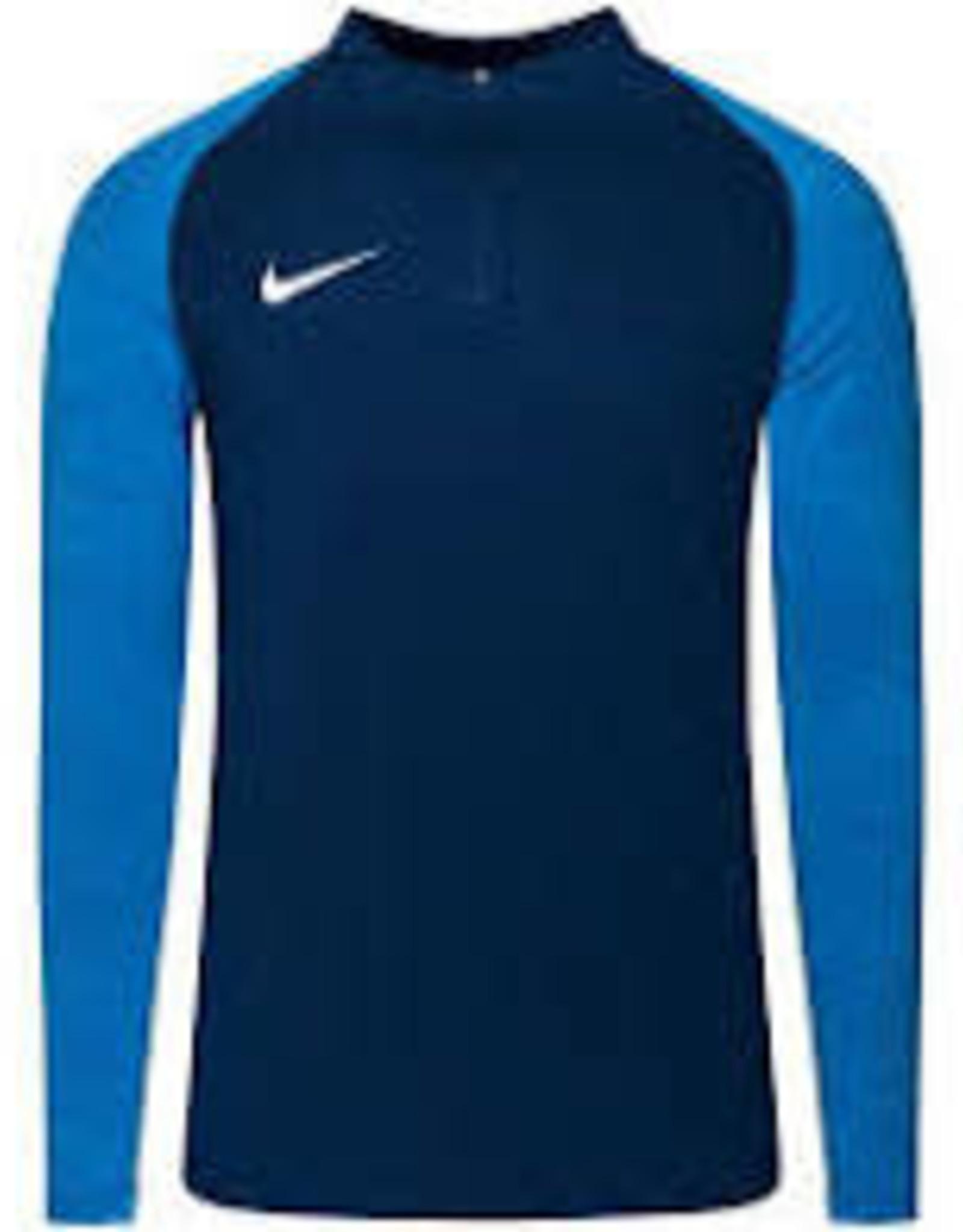 Nike Nike Ziptop Sr blauw