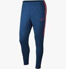 Nike Broek blauw/oranje