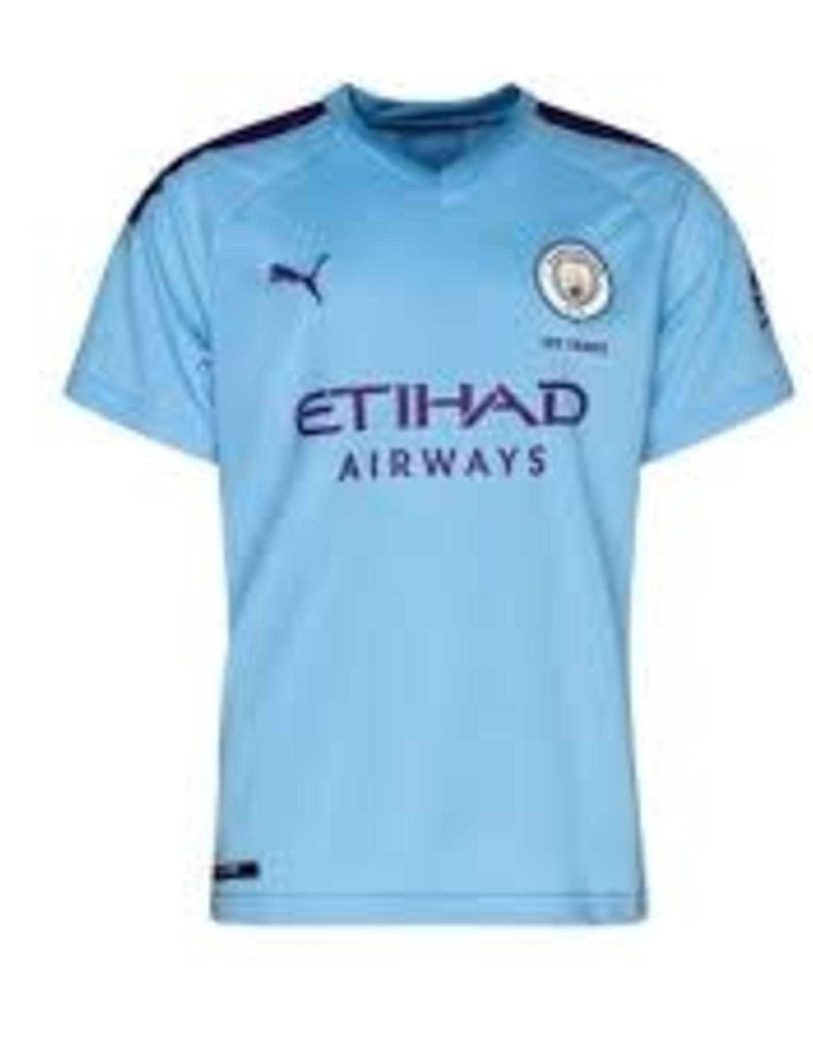 Puma Man. City shirt jr