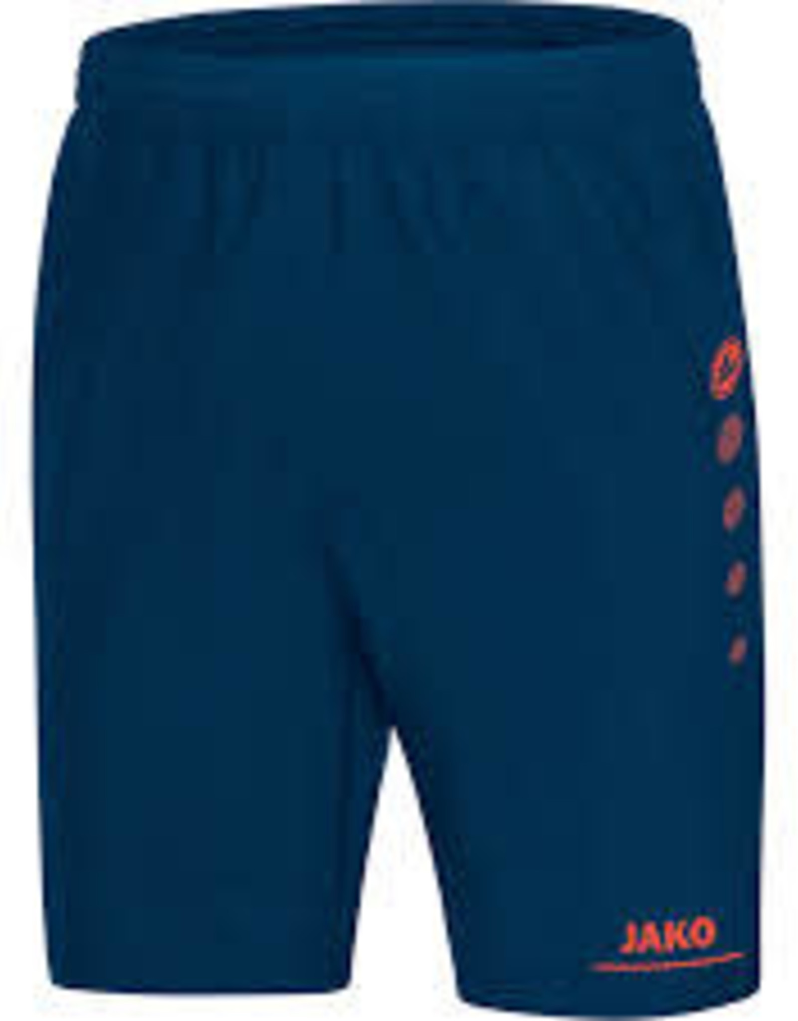 Short striker blauw/flame 140