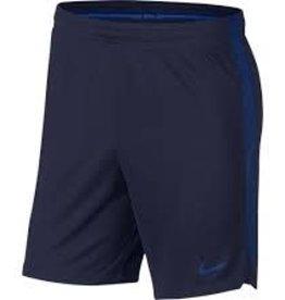 Nike short blauw