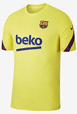 Fcb tshirt geel