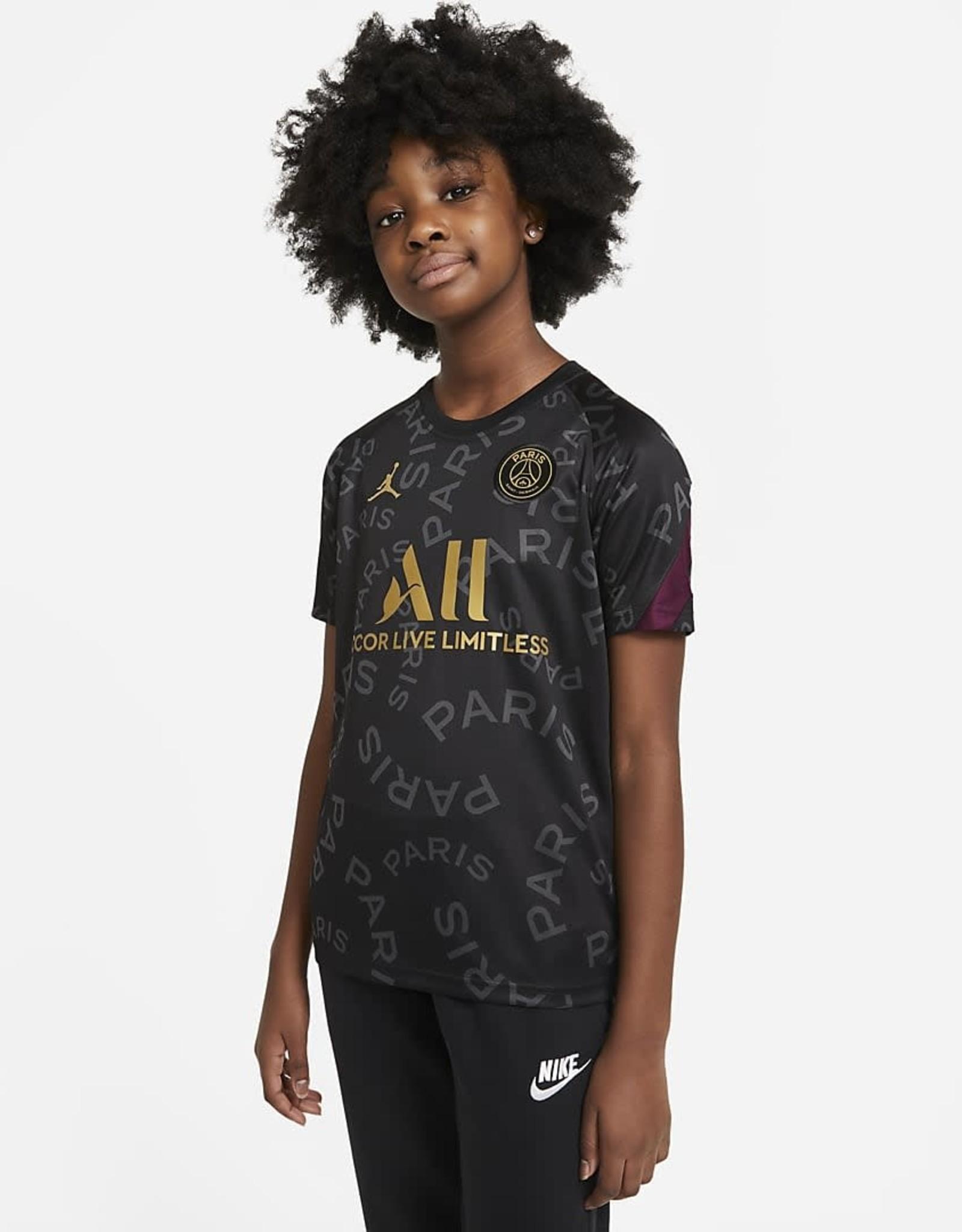 Nike Warm up top psg kids