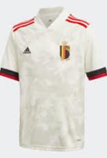 Adidas Shirt JR België Away