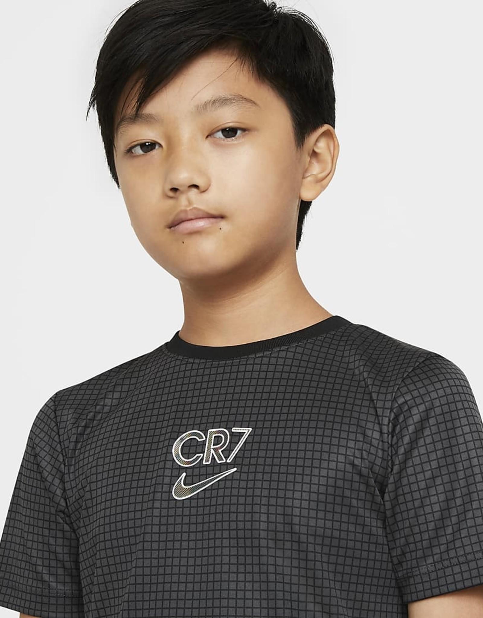 Nike Cr7  tshirt zwart