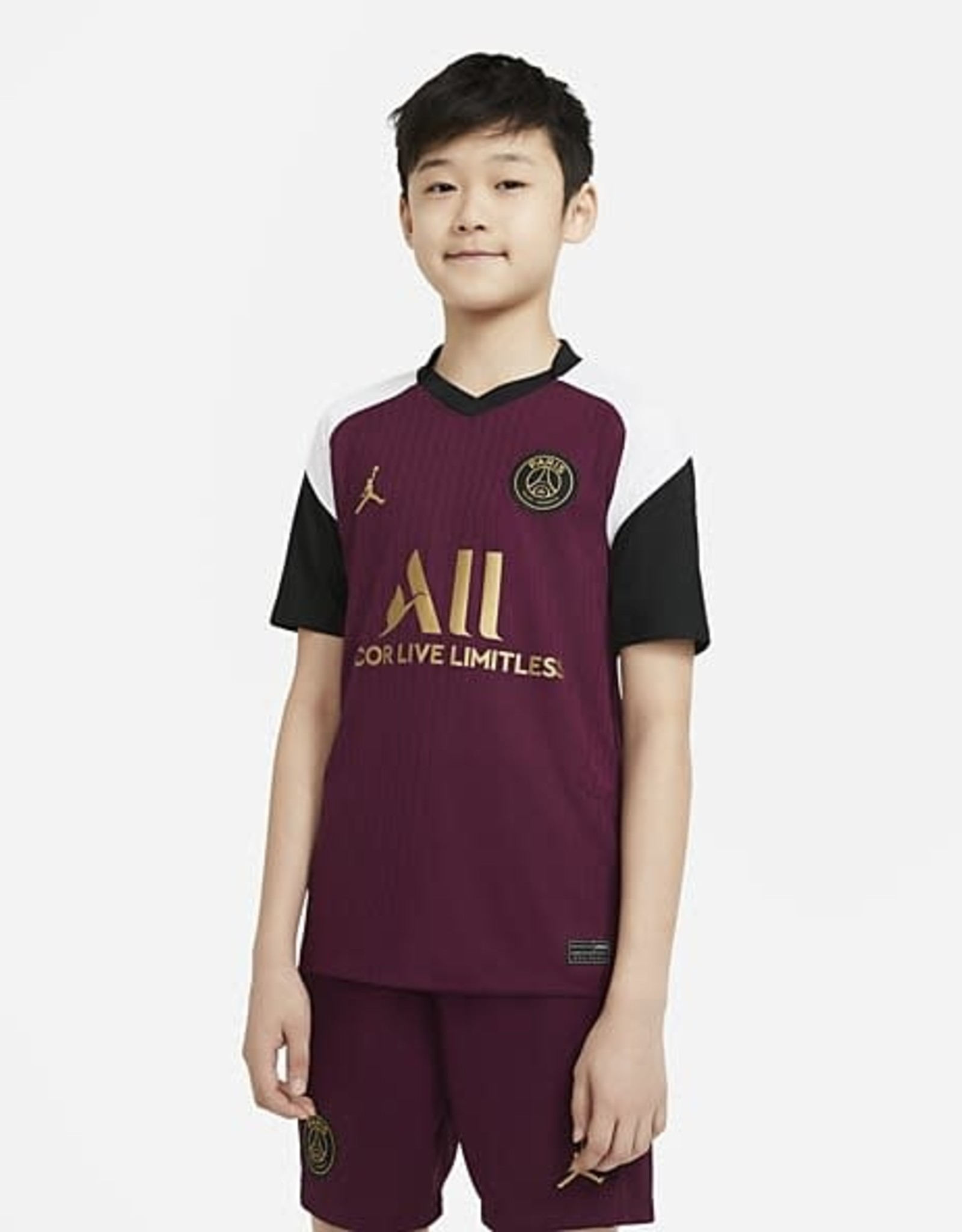Nike Psg derde tenue kids