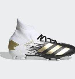 Adidas Adidas FG Predator 20.3 White/Gold/Black
