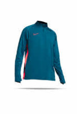 Nike Dry academy drill top blauw