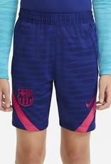 Nike Barcelona Short Blauw JR