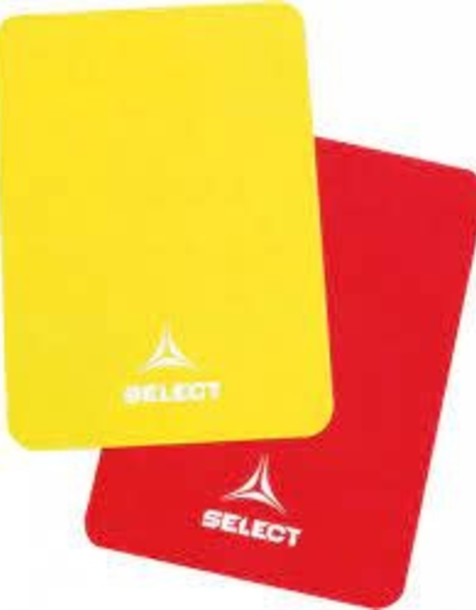 Select select referee cards
