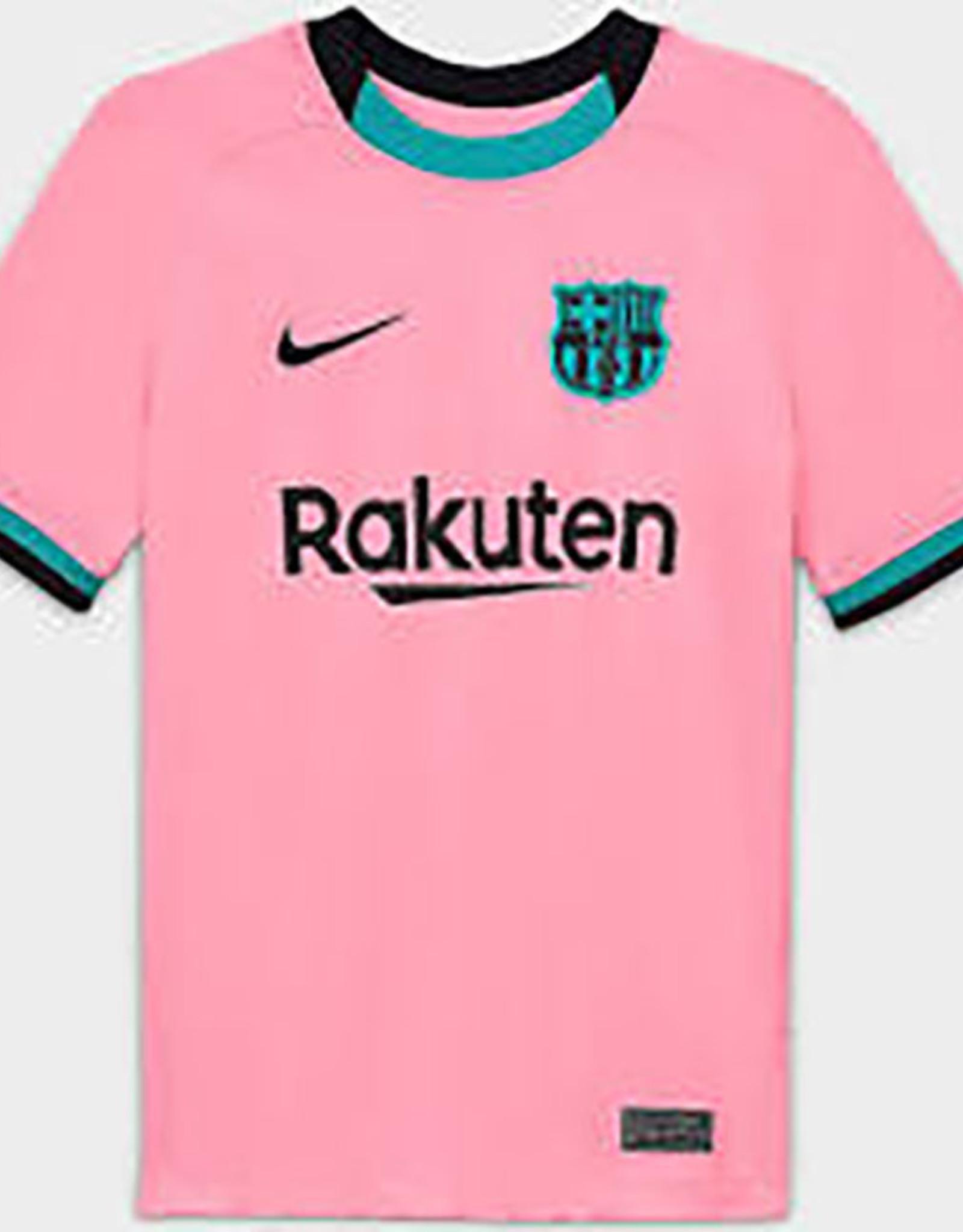 Nike Nike Awayshirt Barcelona 2020-21